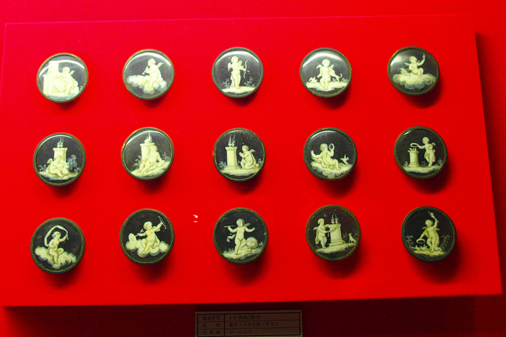 アイリス ボタンの博物館