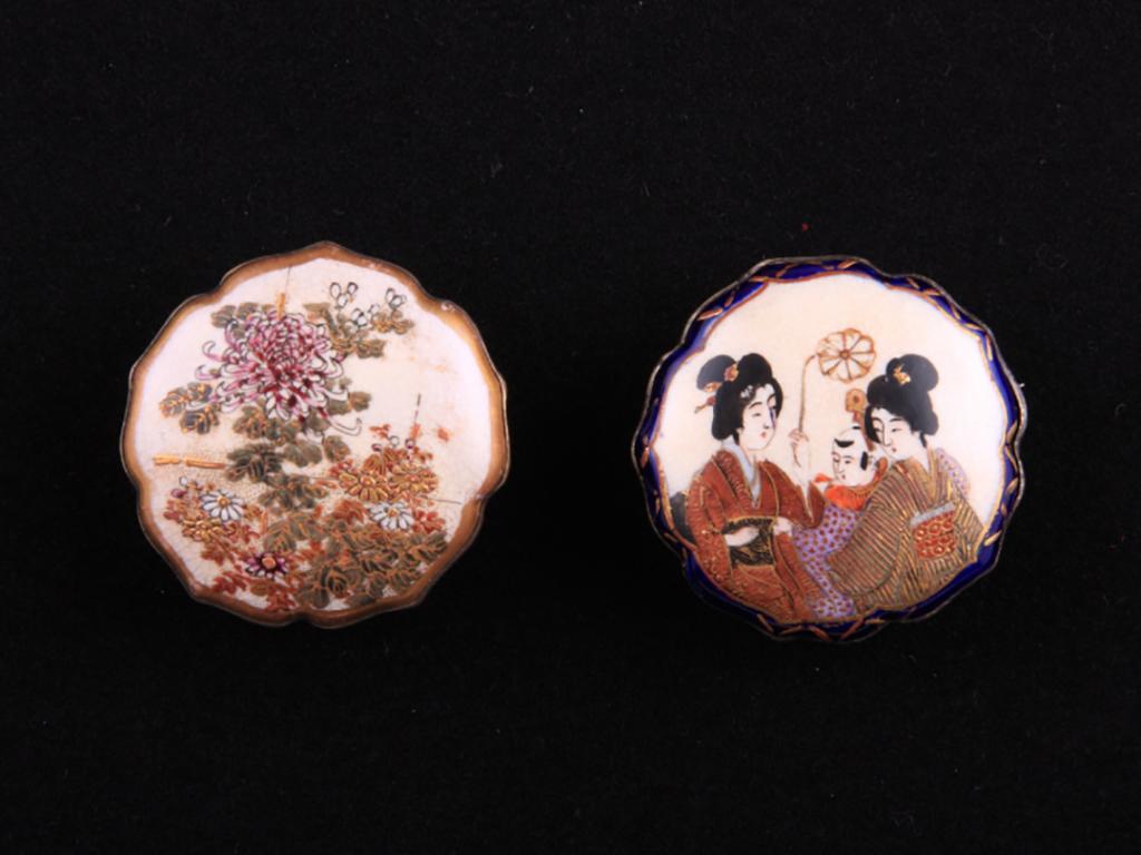 薩摩ボタン-アイリス ボタンの博物館